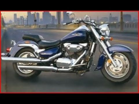 Clymer Manuals Suzuki 1500 VL1500 Intruder Boulevard C90 C90T Shop Service Repair Manual Video