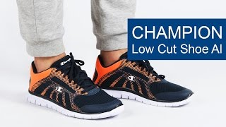 Champion Low Cut Shoe Al - фото