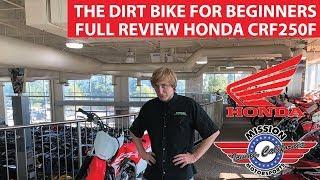2. FULL REVIEW: 2019 Honda CRF250F