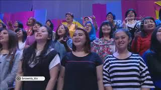 Video BROWNIS - Indra Bekti Histeris Karena Kodok! Sampai Sofa Brownis Ganti Posisi! (27/9/18) Part 1 MP3, 3GP, MP4, WEBM, AVI, FLV Mei 2019
