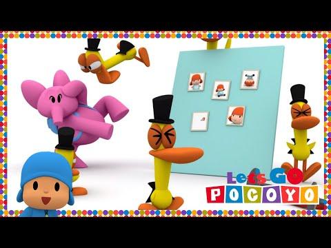 Pocoyo português Brasil - Let's Go Pocoyo! - Arte [Episódio 48] em HD