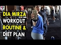 Dia Mirza Workout Routine & Diet Plan - Health Sutra - Best Health Tips