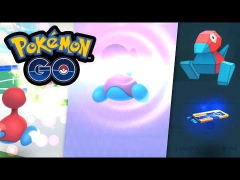 Porygon2 = Up-Grade + Porygon | Pokémon GO Deutsch #250