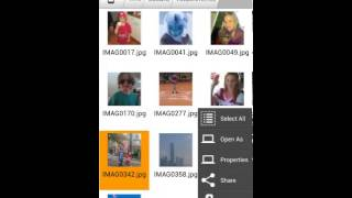 ASTRO File Manager for Android YouTube video
