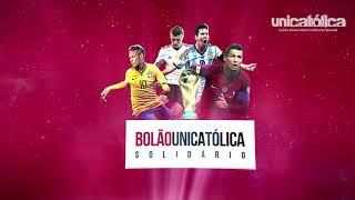 Bolão UNICATÓLICA Solidário