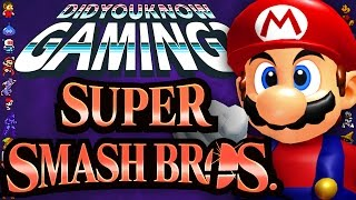 Super Smash Bros Melee – Did You Know Gaming? Feat. Gaming Historian