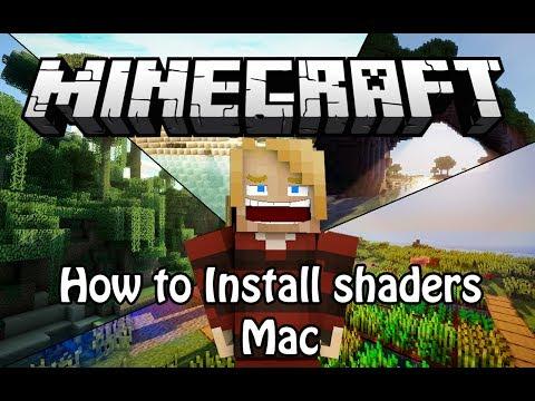 Minecraft: How to Install GLSL Shaders mod 1.6.4 - 1.7.2 (видео)