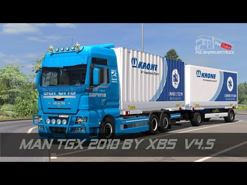 MAN TGX 2010 v4.5 by XBS (1.28.x)