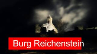 Reichenstein Castle anomaly on film