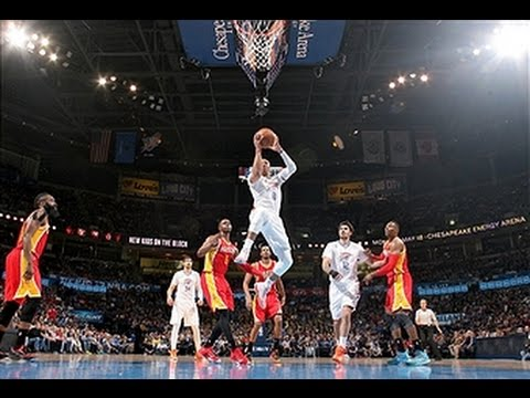 Video: Russell Westbrook's 11th Triple-Double of the Season