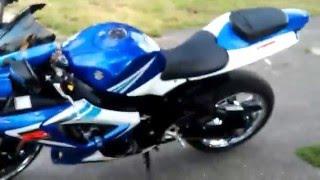 8. 2006 Suzuki Gsxr 750 review