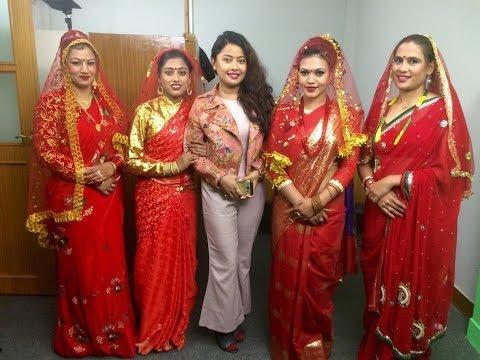 (फेरी अर्को चर्तीकला । Nepali Comedy Serial, 10 to 5,  17th...22 min.)