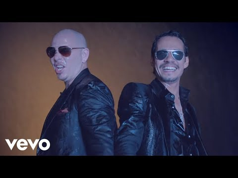 Pitbull - Rain Over Me ft. Marc Anthony (Official Video)