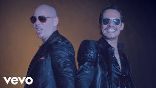 Pitbull ft Marc Anthony - Rain Over Me