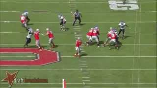 Khalil Mack vs Ohio State (2013)