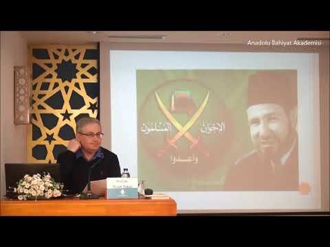 "Prof. Dr. İhsan TOKER ile ""Hasan el-Benna"" konulu Seminer"
