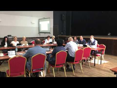 Wideo1: Zmiana przewodniczącego RG Lipno