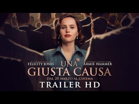 Preview Trailer Una Giusta Causa, trailer ufficiale italiano