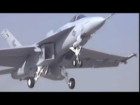 F/A-18E/F Super Hornet First Flight...