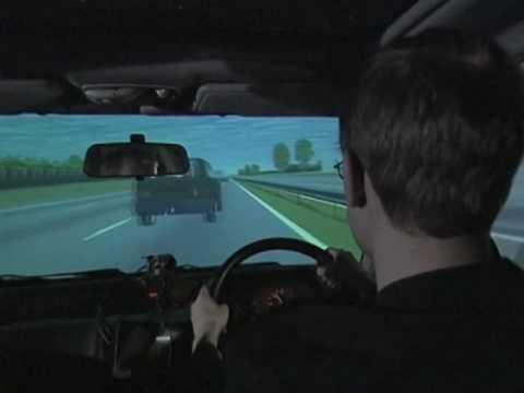 Cannabis und Straßenverkehr: Experimentieren mit Simulatoren (3/3)