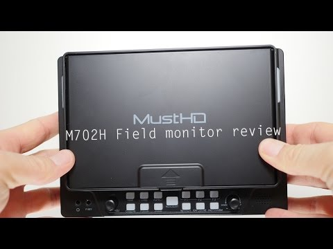 MustHD M702H 7 inch IPS field monitor review - DSLR FILM NOOB