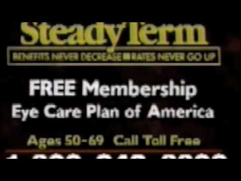 National Home Life Steady Term Life Insurance commercial - 1990