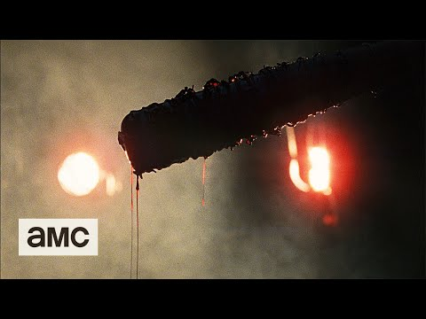 The Walking Dead Season 7 Comic-Con First Look Promo