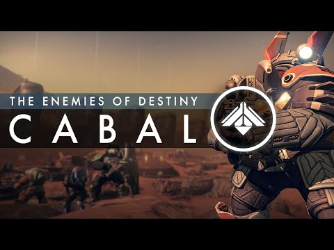 The Enemies of Destiny – The Cabal