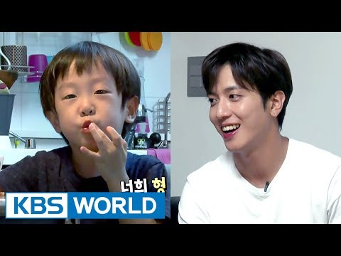 The Return of Superman | 슈퍼맨이 돌아왔다 - Ep.192 : I Will Be Your Umbrella [ENG/IND/2017.07.30]