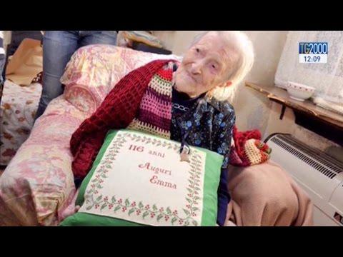 emma morano, piemontese, è la donna più longeva del mondo: 116 anni