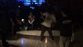 馬 & AKIHISA vs Co-thkoo (Gucchon & Kei) – WASSHOI LAST FINAL