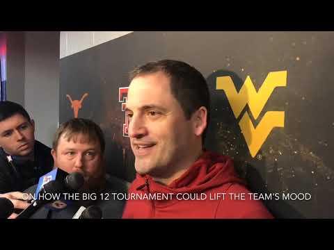 CFTV: Steve Prohm on the 2019 Big 12 Tournament