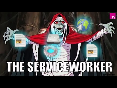 Service Workers are coming, look busy