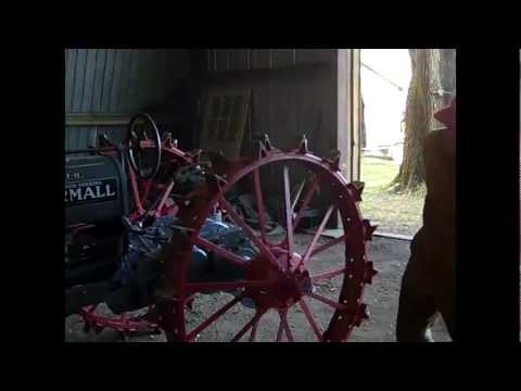 World's Oldest Farmall F12 Tractor: James Gall Collection