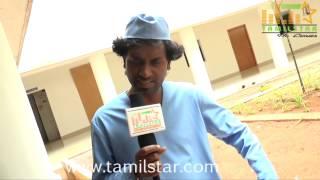 Comedy Actor Jagan at Aavikumar Movie Shooting Spot