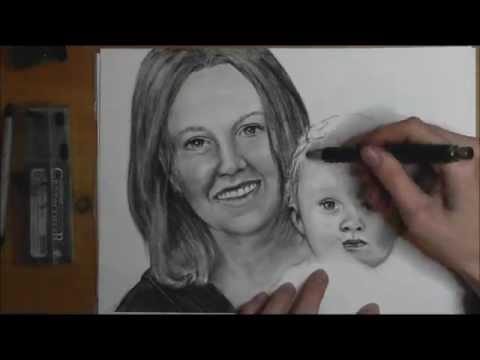 Wie man ein Gesicht zeichnet – Tutorial