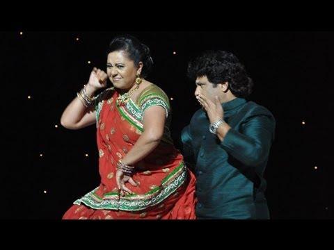 Neelu Vaghela & Arvind Vaghela Performance - Nach Baliye 5 (видео)
