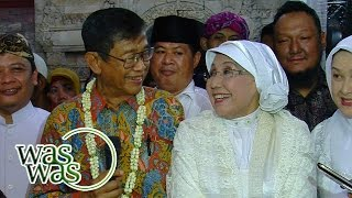 Video Ajip Rosidi dan Nani Wijaya Resmi Menikah - WasWas 17 April 2017 MP3, 3GP, MP4, WEBM, AVI, FLV Desember 2017