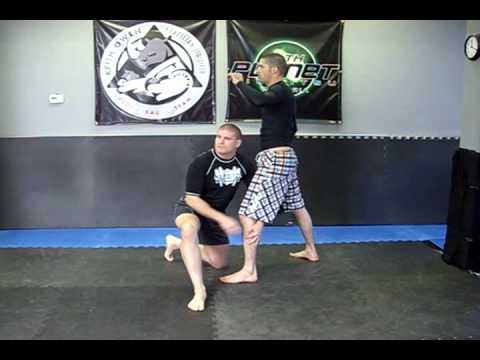 Wrestling 101 Intro to the Single Leg
