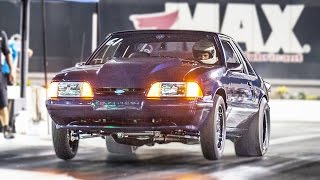 Driver Mod CHAMP! 8 second MANUAL Foxbody by 1320Video