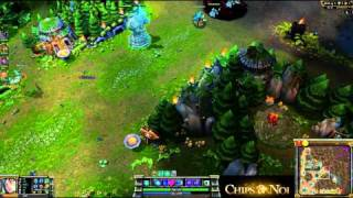 (HD162) Absolute Legends vs CLG.eu - League Of Legends Replay [FR]