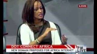 Nations TV Calls Sophia Bekele On Business In Africa + The New Domain For Africa