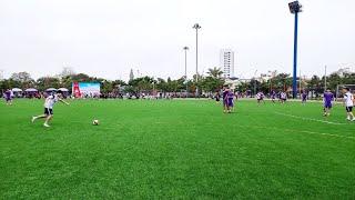 Đội bóng đá phường Quang Trung vô địch Giải bóng đá thành phố Uông Bí - Cúp Hà Lan lần thứ nhất năm 2021