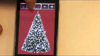 Pocket Christmas Tree Live WP YouTube video