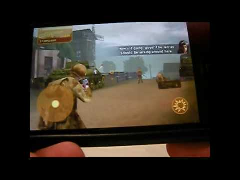 Brothers in Arms : Hour of Heroes IOS