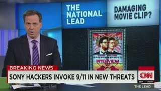 SONY hackers invoke 9/11 in threats