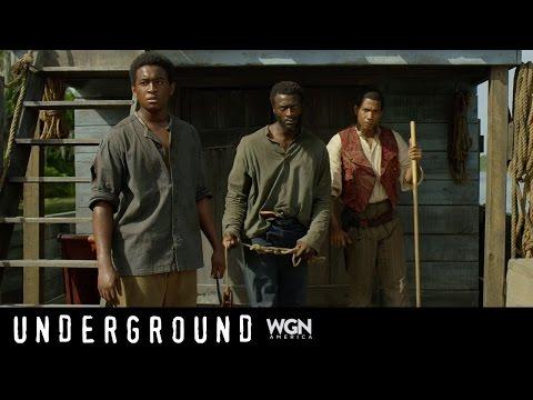 Underground Season 1 (Promo 'Wanted')