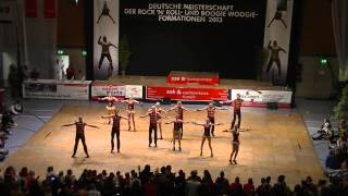 Rock´n´Roll DreamTeam - Deutsche Meisterschaft 2013