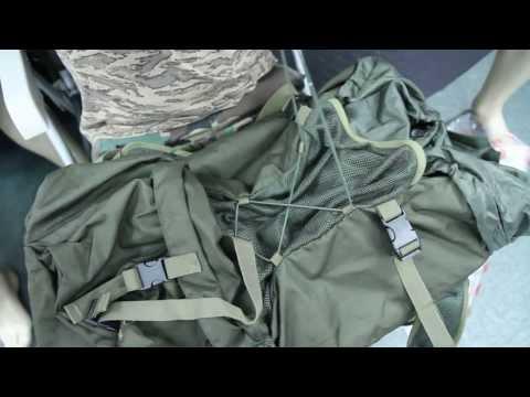 Рюкзак со стулом Nova Tour «Бивак 70». Видеообзор.
