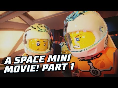 Watch the LEGO® Space Mini Movie! | Spaced Out (Part 1)